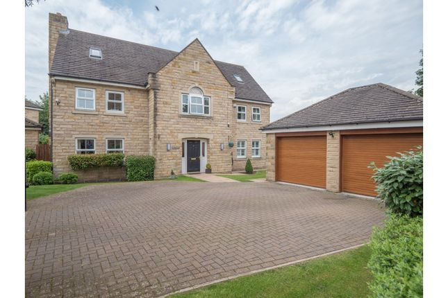 Thumbnail Detached house for sale in Conisborough Close, Ilkley
