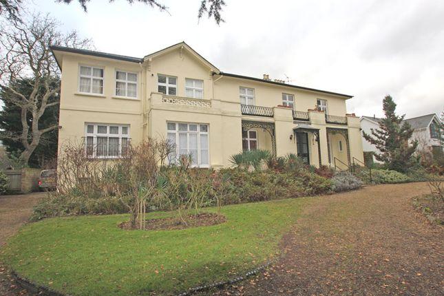 Thumbnail Flat to rent in Priory Lodge, Blackheath, London
