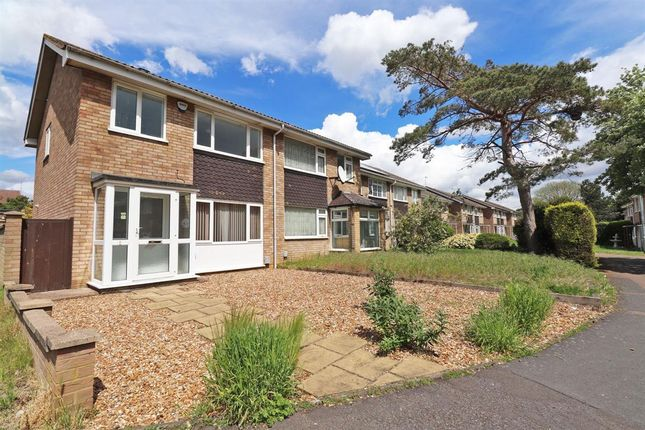 Thumbnail End terrace house to rent in Lilac Walk, Kempston, Bedford