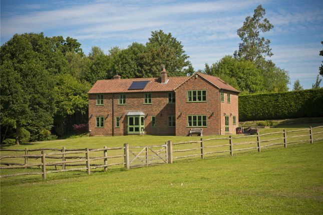 Front Elevation of Headley Mill Farm, Standford Lane, Standford, Hampshire GU35