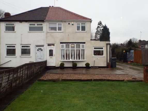 Thumbnail Semi-detached house for sale in Swinbrook Grove, Birmingham, West Midlands
