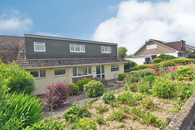 Thumbnail Semi-detached house for sale in Larkfield Close, Caerleon, Newport