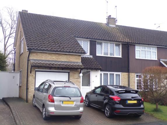 Thumbnail Detached house for sale in Kingswood, Basildon, Essex