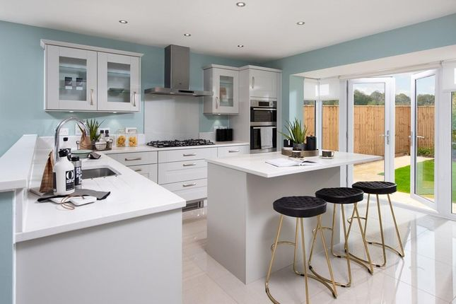 """Thumbnail Detached house for sale in """"Moorecroft"""" at Mahaddie Way, Warboys, Huntingdon"""