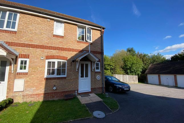 2 bed semi-detached house to rent in Marston Drive, Newbury RG14