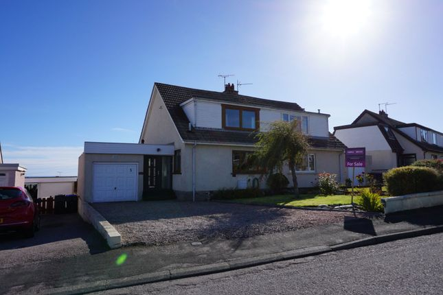 Thumbnail Semi-detached house for sale in Villagelands Road, Newtonhill