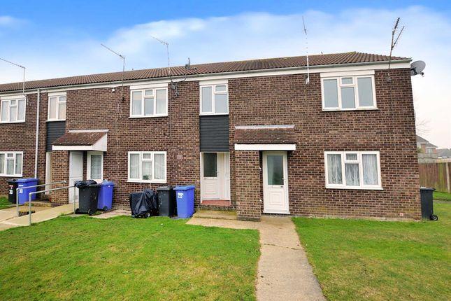 Thumbnail Flat for sale in Rumburgh Road, Lowestoft