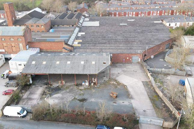 Thumbnail Industrial for sale in Part Cuerden Green Mill, Sherdley Road, Sherdley Road Industrial Estate