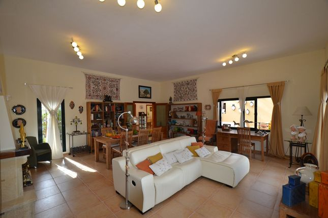 Living Room of Drago 9, Corralejo, Fuerteventura, Canary Islands, Spain