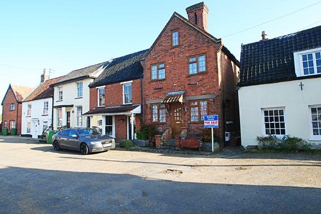 End terrace house for sale in Market Street, East Harling, Norwich