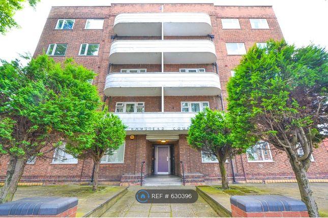 Thumbnail Flat to rent in Hamstead Court, Birmingham