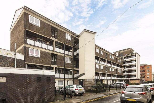 4 bed flat for sale in Hobsons Place, London E1