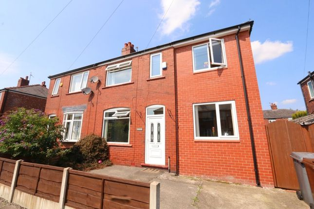 Thumbnail Semi-detached house for sale in Clifford Avenue, Denton, Manchester