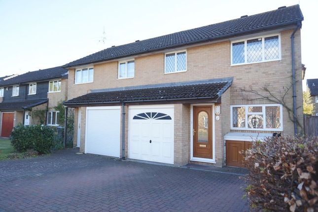 Thumbnail Semi-detached house to rent in Forresters Drive, Welwyn Garden City