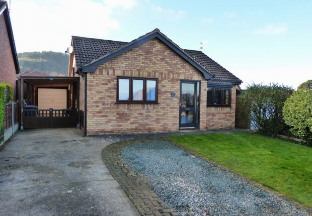 Thumbnail Detached bungalow for sale in Bryn Onnen, Abergele
