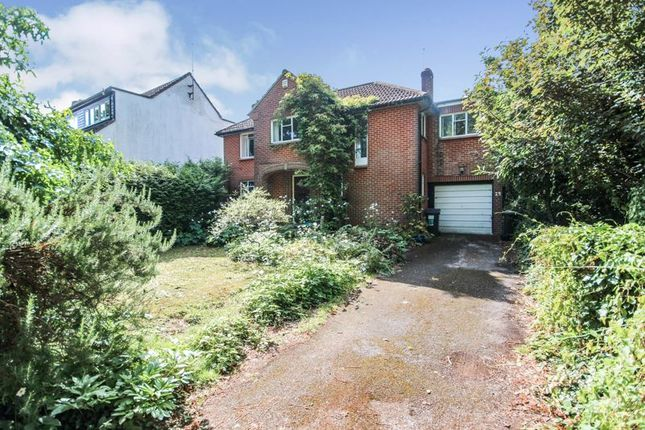 Thumbnail Detached house for sale in Broad Avenue, Bournemouth