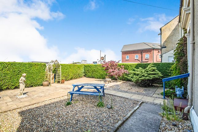 Front Garden of Prospect Place, Silloth, Wigton, Cumbria CA7