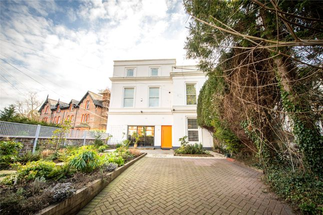 Thumbnail Semi-detached house for sale in Parkfield Road, Aigburth, Liverpool