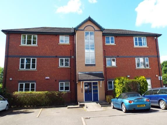 Thumbnail Flat for sale in Station Road, Handforth, Wilmslow, Cheshire