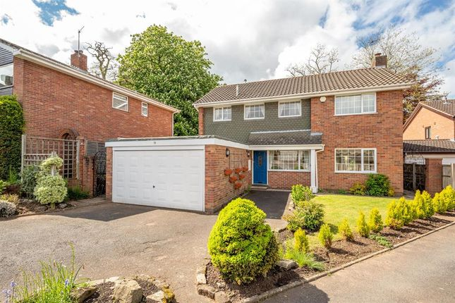 Thumbnail Detached house for sale in High Wood Close, Kingswinford