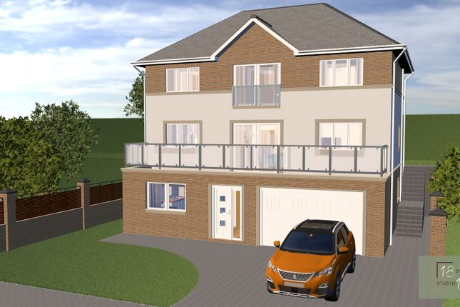 Thumbnail Town house for sale in Meikle Aiden Brae, Kilcreggan