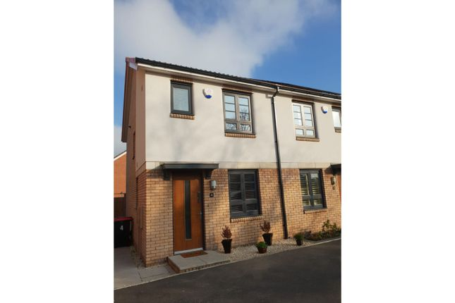 Thumbnail Semi-detached house for sale in Barley Bank Meadow, Leegomery Telford