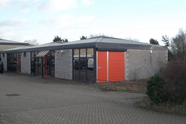 Thumbnail Office to let in Oakley Hay Lodge, Corby