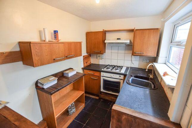 Kitchen Area of Battison Street, Bedford MK40