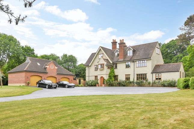 Thumbnail Detached house for sale in Wansford, Peterborough, Northamptonshire