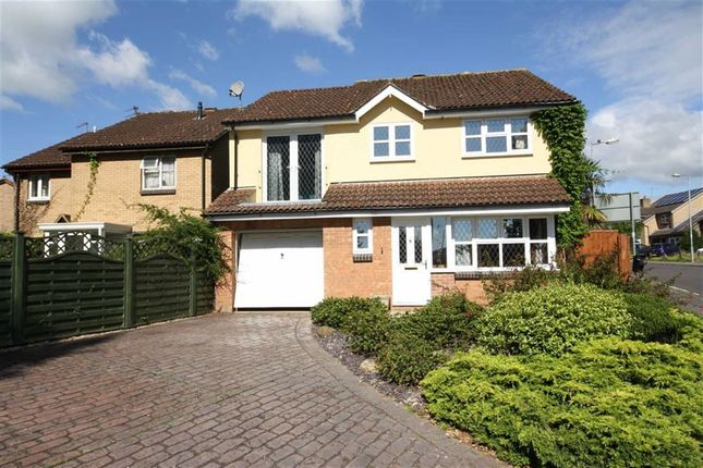 Thumbnail Detached house for sale in King Henry Drive, Chippenham, Wiltshire