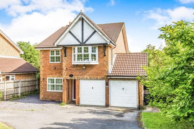 Thumbnail Detached house for sale in Upper Northam Close, Hedge End, Southampton, Hampshire