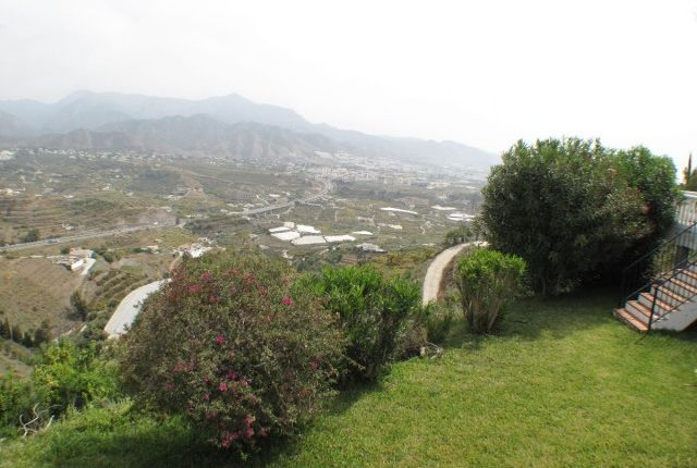 Gardennerjaview of Spain, Málaga, Nerja