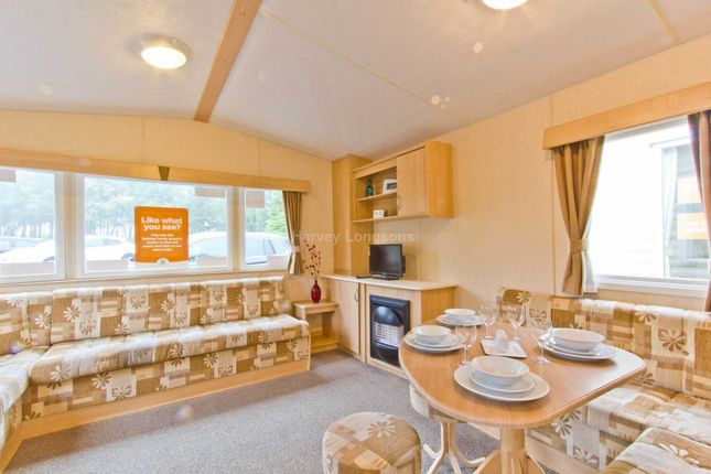 2 bed mobile/park home for sale in Swarland, Morpeth