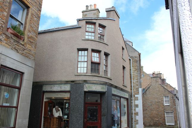 Thumbnail Flat for sale in Victoria Street, Stromness