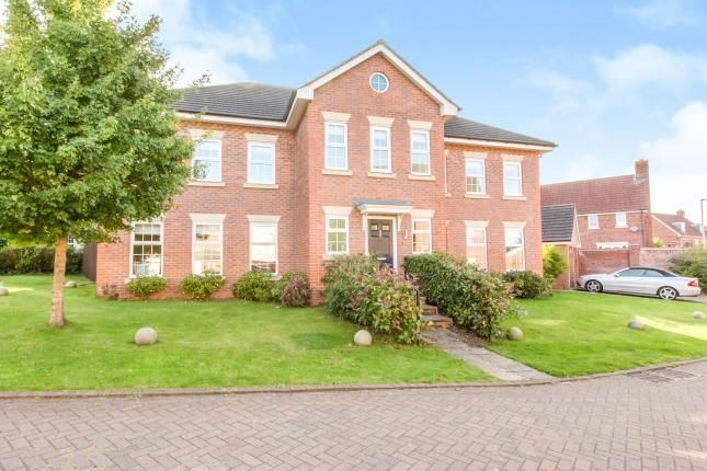 Thumbnail Detached house for sale in St. Augustines Drive, Weston, Crewe, Cheshire