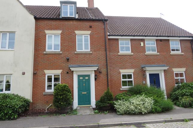 Thumbnail Terraced house for sale in Marauder Road, Old Catton, Norwich