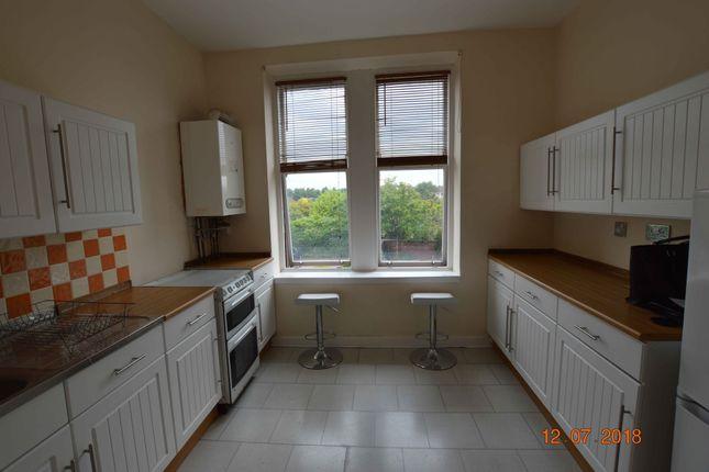 Thumbnail Flat to rent in Tollcross Road, Tollcross, Glasgow