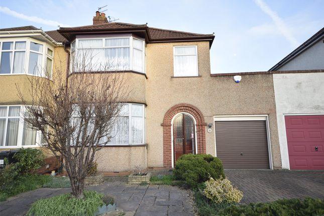 Semi-detached house in   Fouracre Road  Bristol B Bristol