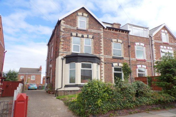 Thumbnail 2 bed flat to rent in Heathbank Road, Birkenhead