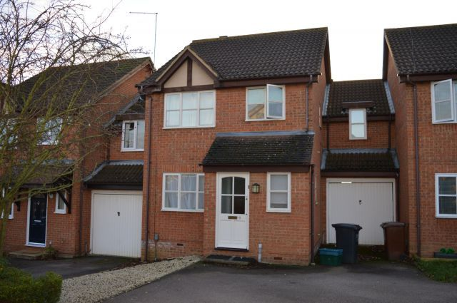 Thumbnail Link-detached house to rent in Bluebell Court, Abington Vale, Northampton