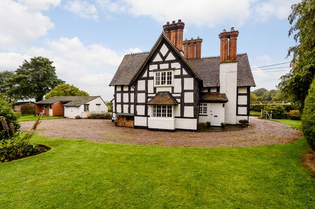 Thumbnail Detached house for sale in Upton Magna, Shrewsbury
