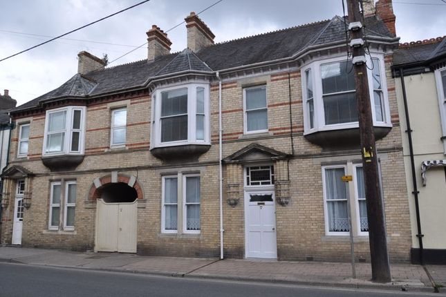 Thumbnail Flat to rent in South Street, South Molton