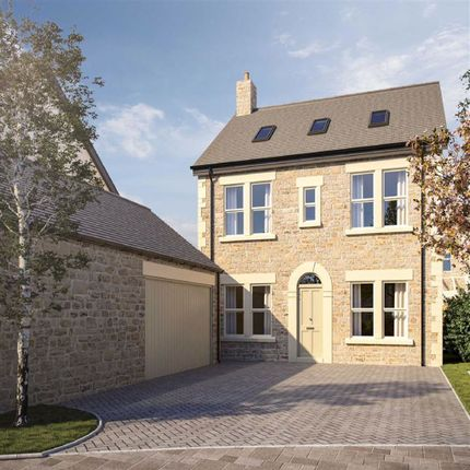 Thumbnail Detached house for sale in Spenbrook Road, Burnley, Lancashire