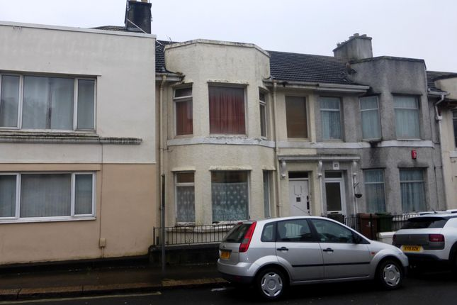 Thumbnail Flat to rent in Station Road, Keyham, Plymouth