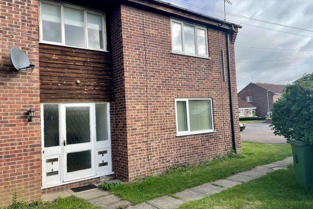 1 bed flat for sale in Hazel Grove, New Balderton, Newark NG24