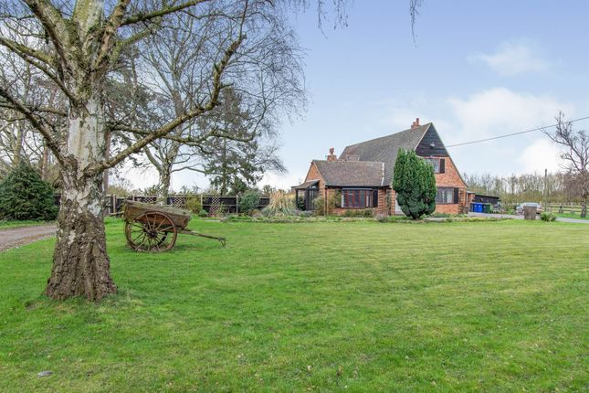 Thumbnail Detached bungalow for sale in Newington Road, Austerfield, Doncaster