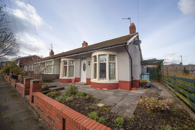 Thumbnail Semi-detached bungalow for sale in Queensborough Road, Accrington