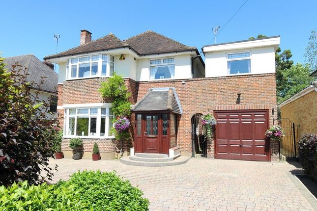 Thumbnail Detached house for sale in Middle Street, Nazeing, Essex.