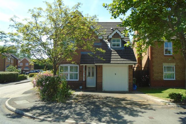 Thumbnail Detached house for sale in Shillingston Drive, Shrewsbury