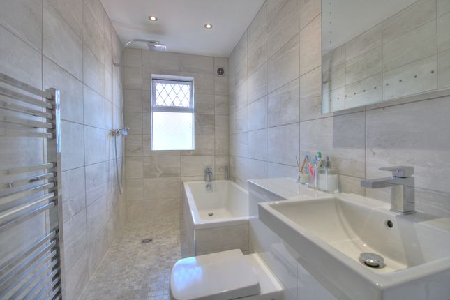 Bathroom of Worthington Crescent, Parkstone, Poole BH14
